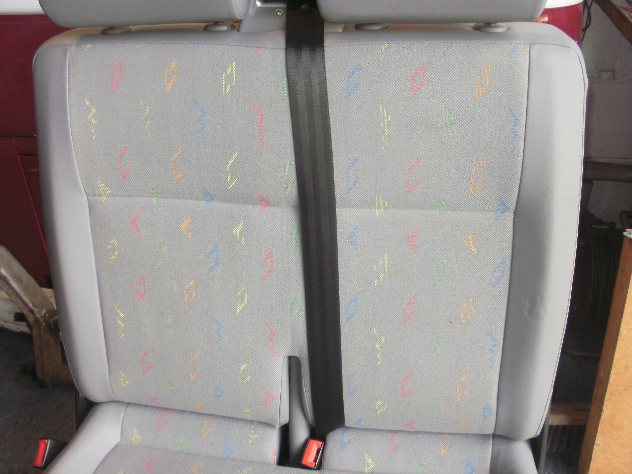 T5 bench seat